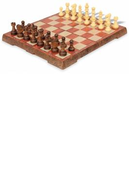 Magnetic Chess Set King 6.1cm Natural