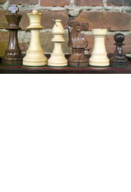 "PIECES WOOD 3.75"" INDIA 023 ROSEWOOD"