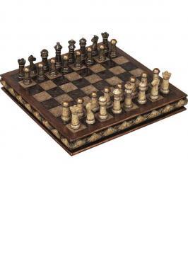 "Chess Set ""Diamond in the Rough"""