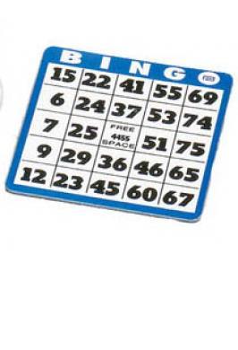 BINGO CARDS DELUXE