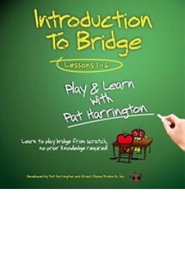INTRO TO BRIDGE LESSONS 7-13 H