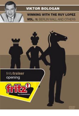 Ruy Lopez 1: Berlin Wall..DVD