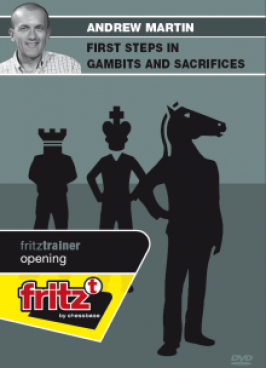 First Steps in Gambits & Sacrifice DVD
