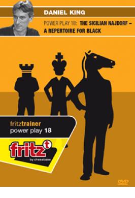 Powerplay 18: Sicilian Nadjdorf DVD