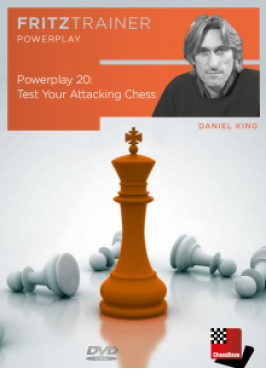 Powerplay 20: Test yr Attacking chess