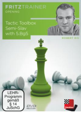 TACTIC TOOLBOX SEMI-SLAV 5.BG5