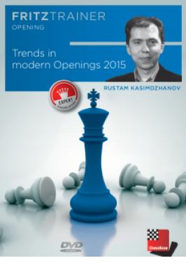 MODERN OPENINGS 2015, TRENDS IN
