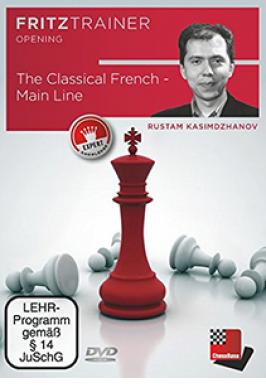 FRENCH CLASSICAL MAIN LINE DVD