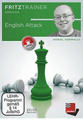 ENGLISH ATTACK DVD