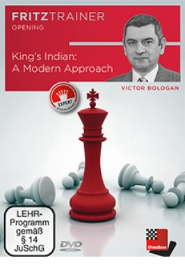 KINGS INDIAN: A MODERN APPROACH BOLOGAN
