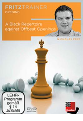BLACK REP AGAINST OFFBEAT OPENINGS