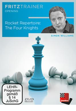 FOUR KNIGHTS ROCKET REP (WILLIAMS)