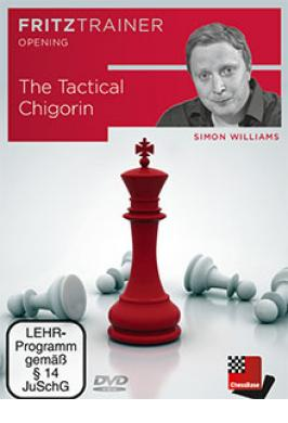 CHIGORIN, THE TACTICAL
