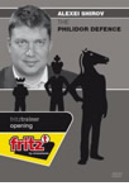 PHILIDOR DEFENCE SHIROV DVD