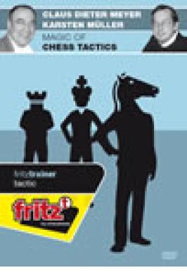 Magic of Chess Tactics DVD