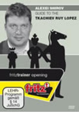 Tkachiev, Guide to, Shirov DVD