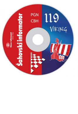 Chess Informant #119 (with CD)