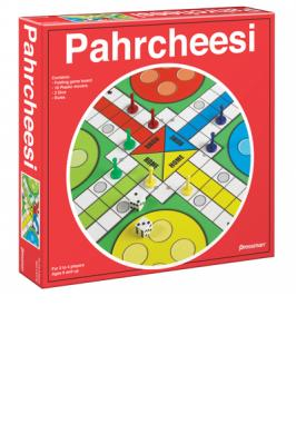 PARCHEESI GAME (PRESSMAN)