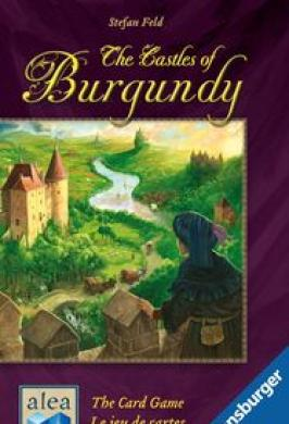 CASTLE OF BURGUNDY CARD GAME (BIL)