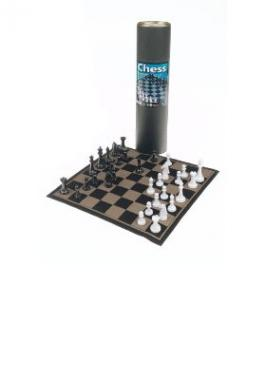 Chess Magnetic in Tube Small
