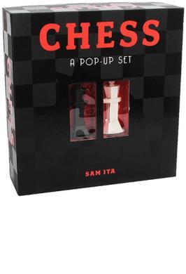 CHESS - POP UP SET