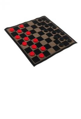 CHECKERS MAGNETIC IN TUBE