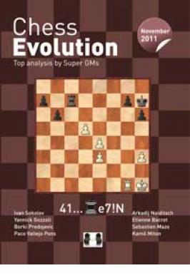 CHESS EVOLUTION 5: NOV 2011