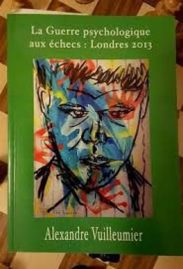 LONDRE 2013: LA GUERRE PSYCHOLOGIQUE