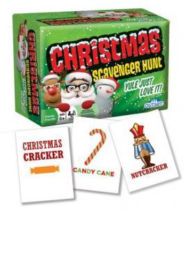 CHRISTMAS SCAVENGER HUNT