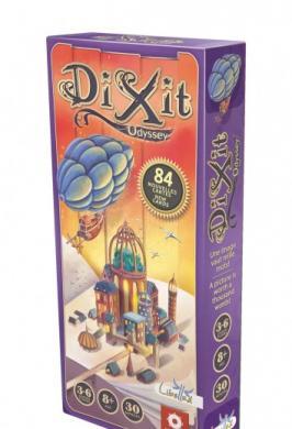 DIXIT 3: ODYSSEY EXP (BIL)