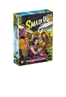 SMASH UP: RESSEMBLANCES FORTUITES (FR