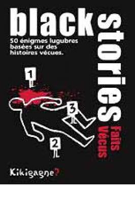 BLACK STORIES - FAITS VECUS (F