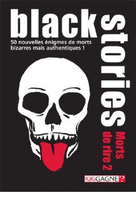 BLACK STORIES MORT DE RIRE 2
