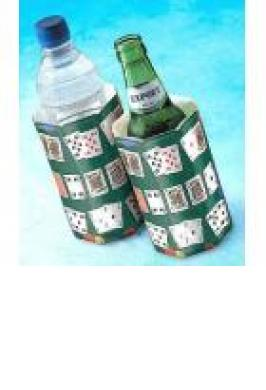 POKER BEER COOLER (SET OF 2)