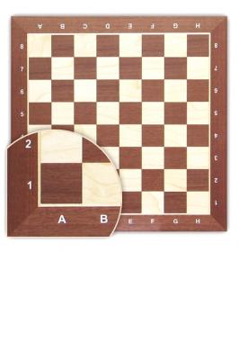"""WOOD BOARD 2"""" WITH NOTATION"""