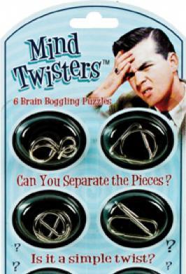 MIND TWISTERS