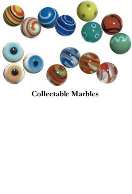 MARBLES GLASS (EACH)
